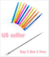 Blackhead Acne Comedone Pimple Blemish Extractor Remover Stainless Tool