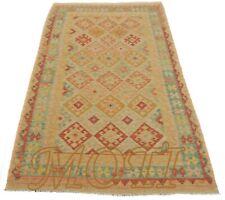Kelim / Kilim Afghan Waziri 250 x 150 Orient Perser Teppich Flachgewebe