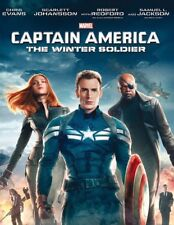 MARVEL Captain America: The Winter Soldier (2014) | NEW & SEALED DVD