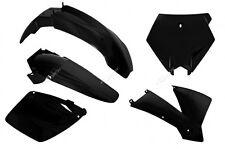 KTM 520 SXF 520SXF SXF520 2001 2002 2003 Black Plastic Kit Plastics KTM-NR0-502