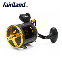 4BB Supper Smooth Stainless Steel Spinning Fishing Reel with a Digital Counter