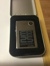 ZIPPO 25th Anniversary Elvis Legendary Lighter USA