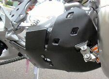 TM Designs T.M. Plastic Skid Plate Skidplate KTM 250 300 XC XCW SX Black 13 16