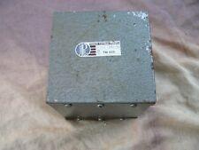 Peerless Altec Lansing TM 609 Tube Amp Amplifier Power Transformer