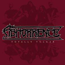 ABHORRENCE - TOTALLY VULGAR - LIVE AT TUSKA [CD]
