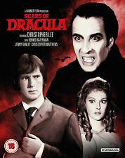 Scars Of Dracula [1970] (Blu-ray)~~Christopher Lee~~HAMMER HORROR~~NEW