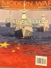 Modern War Magazine South China Sea Dragon's Lair July/August 2016 011918nonrh