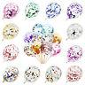 "10pcs/lot Confetti Balloons Latex 12"" Wedding Birthday Baby Shower Party Decor"