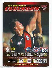 2004 Teamcoach (139) David HILLE Essendon