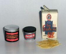 "1:6 scale WW II German Field Kitchen supplies set ""B"""