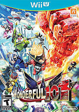 The Wonderful 101 (Nintendo Wii U, 2013)
