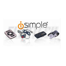 iSimple IS713 Wireless FM Digital Transmitter Charge Dock for Apple iPhone/iPod