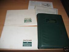 1990 JAGUAR XJ6 XJ 6 OWNERS MANUAL OWNER'S SET W/ CASE