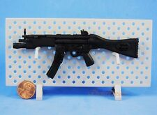 1/6 Scale Action Figur G I Joe H&K MP5 MP5A4 Submachine Gun Modell K1025_T