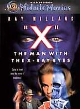 X: The Man with the X-Ray Eyes (DVD,1963,2001)*RARE OOP & HTF*BRAND NEW SEALED!!