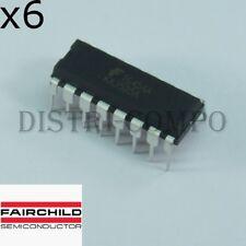 SG3525 = KA3525A Pulse width modulator control DIP-16 Fairchild RoHS (lot de 6)