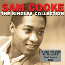 Sam Cooke THE SINGLES COLLECTION Best Of 55 Essential Songs NEW SEALED 3 CD