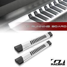 "6"" Oe Style Aluminum Side Step Running Boards Jz 2015+ F150/2017+ F250 Regular"