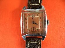 ART DECO Armbanduhr 30er/40er Jahre - VERY RARE