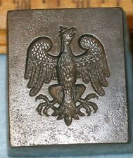 Antique Prussian Eagle Stamping Die Mc Lilley