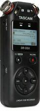 Tascam DR-05X Registratore Portatile Digitale Stereo con Microfoni Panoramici
