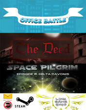 Space Pilgrim E III: Delta Pavonis -Office Battle- The Deed PC Digital STEAM KEY