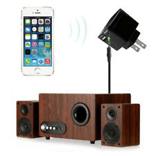 Portable Bluetooth3.0 Wireless 3.5mm Stereo Audio Music Receiver Speaker Adapter