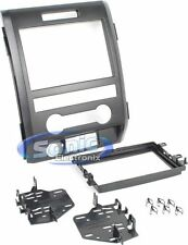Metra 95-5820B Double DIN Installation Kit for Select 2009-14 Ford F-150
