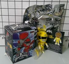 Loyal Subjects Mighty Morphin Power Rangers Movie Mini-Figure - Yellow Ranger
