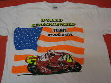 Cagiva World Championship Team Cagiva C591 1991 #7 Eddie Lawson (USA) #L