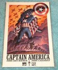 Captain America Lot of 4: #1, NightTerror #2 (NM-), Reborn 4of 5 & 5of 6 Marvel