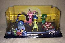 Disney Inside Out Figurine Play Set Disgust Fear Joy Sadness Cake Topper New Toy