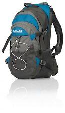 XLC Mochila Bicicleta Mochila Gris Azul Blanco 18liter