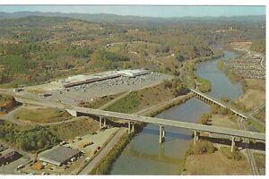 Westgate Shopping Center, Asheville, North Carolina, Unused  Vintage Postcard