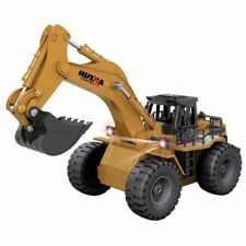 LENOXX Remote Controlled 6 Channel Excavator - RC1530