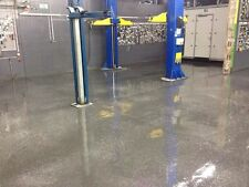 EPXD Bodenbeschichtung, Beschichtung 2K Bodenversiegelung 25m².ral 7001