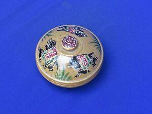 Marble Jewelry Box Inlay Pietra Dura Art Stone White Handmade Home Decor