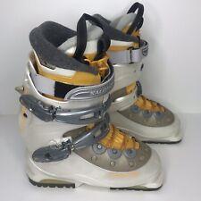 Salomon Women's Ski Boots SIZE 6 US Verse White Pearl - RRP $449