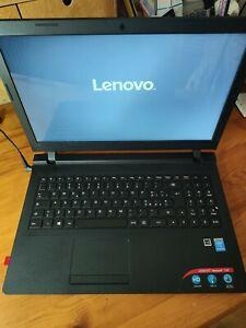 """Lenovo IdeaPad 100-15IBY 15.6"""" Intel® Celeron® 4 GB DDR3L-SDRAM 500 GB HDD win10"""