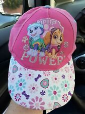 NICKELODEON Pink Pup Power Paw Patrol Child/Youth Hat