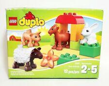 LEGO DUPLO set 10522 Ville Farm Animals Building Set New in Box Sealed.