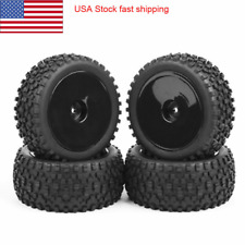 1/10 RC  Off-Road Buggy Car With Foam Front & Rear Tires and Wheel 4Pcs US STOCK