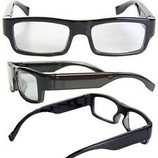 16GB FULL HD 1080p VIDEO CAMERA RECORDER GLASSES 5MP INVISIBLE LENS EASY TO USE