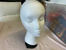 Shany Styrofoam Model Head Wig Mannequin With Stand