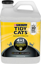 New listing Purina Tidy Cats 4-in-1 Strength Clumping Cat Litter