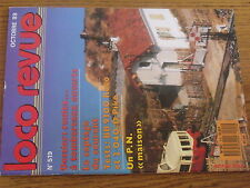 $$u Loco-Revue N°519 captage courant  BB 9300  2-040.D-90  tombereau T 06