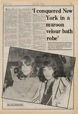 Queen Interview/article 1976