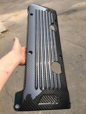 Bmw M3 E46 Carbon Fiber Engine Cover OE 11127835905