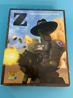 PC Retro Spiel * Z - PC CD-ROM in Big Box by Bitmap Brothers, 1996, CIB, VGC