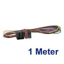 ISO Verlängerungskabel 1m ISO Buchse auf ISO Stecker Verlängerung 1 Meter